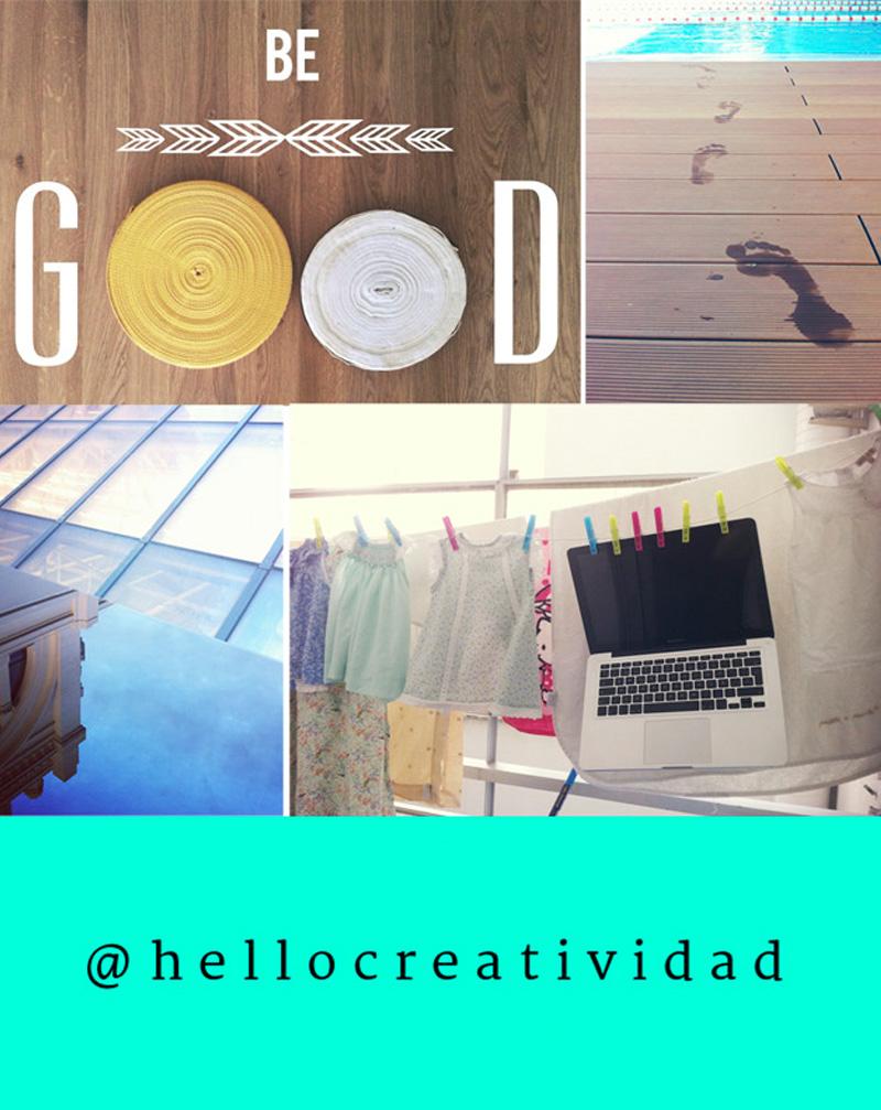 Hello! Creatividad en Instagram