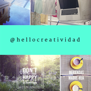 Hello! Creatividad en Instagram