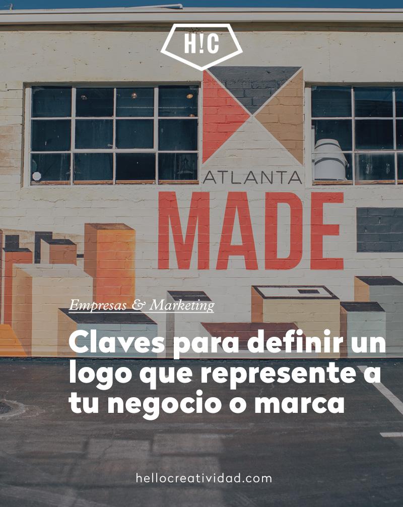 Claves para definir un logo que represente a tu negocio o marca