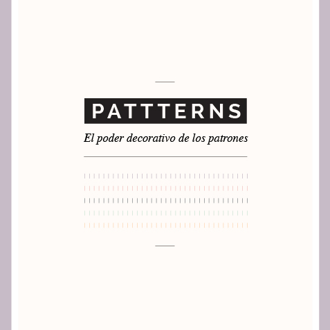 El poder decorativo de los patterns