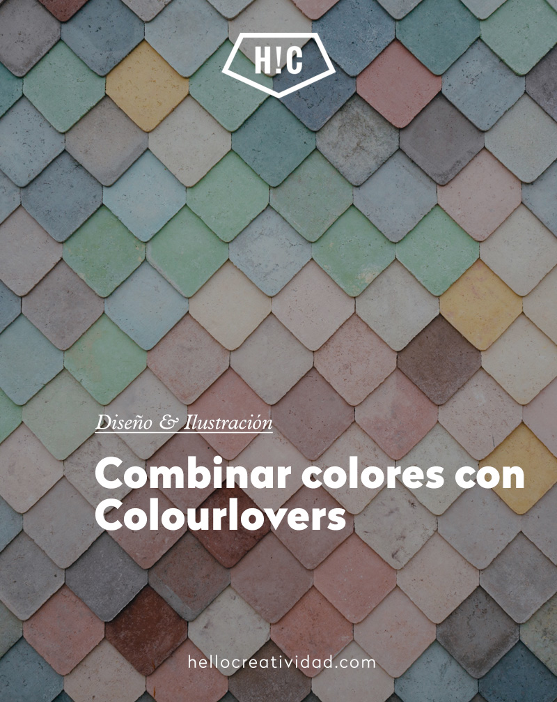 Combinar colores con Colourlovers
