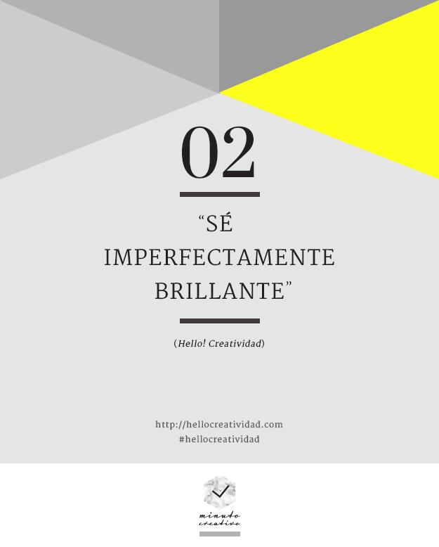 MINUTO CREATIVO 2/52