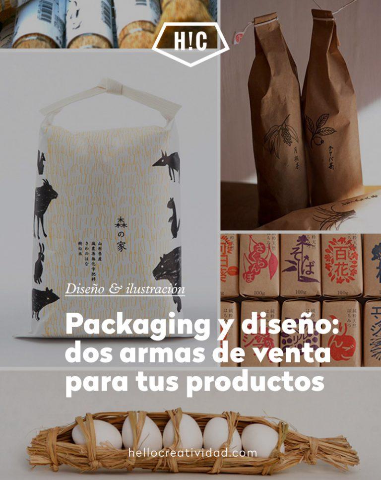 Imagen portada Packaging y diseño: dos armas de venta para tus productos