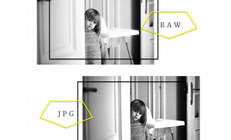 Imagen portada RAW vs JPG