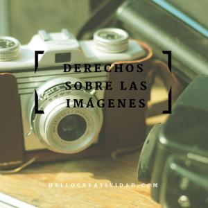 Derechos sobre las imágenes: Todo lo que siempre quisiste saber