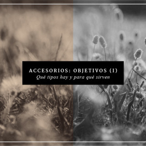 Accesorios: Tipos de Objetivos para tu cámara (I)