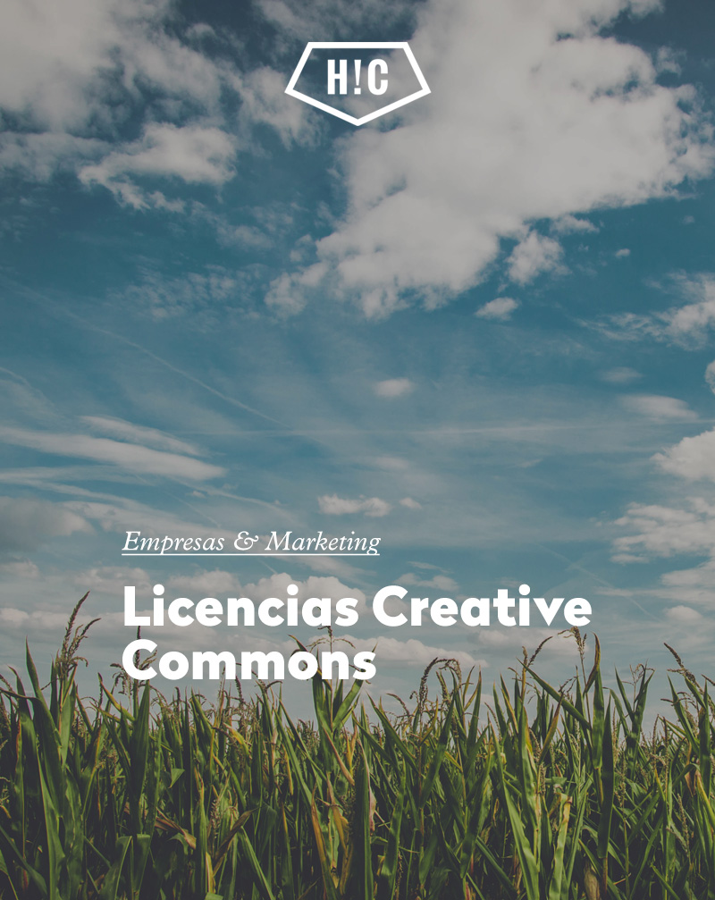 Licencias Creative Commons. cómo utilizar imágenes de internet sin vulnerar los derechos de autor
