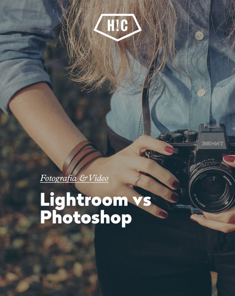 Imagen portada Lightroom vs Photoshop