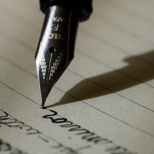Conócete mejor a través de la escritura