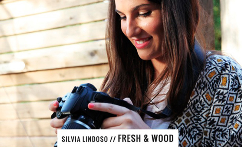 Meet our students Silvia Lindoso de Fresh & wood