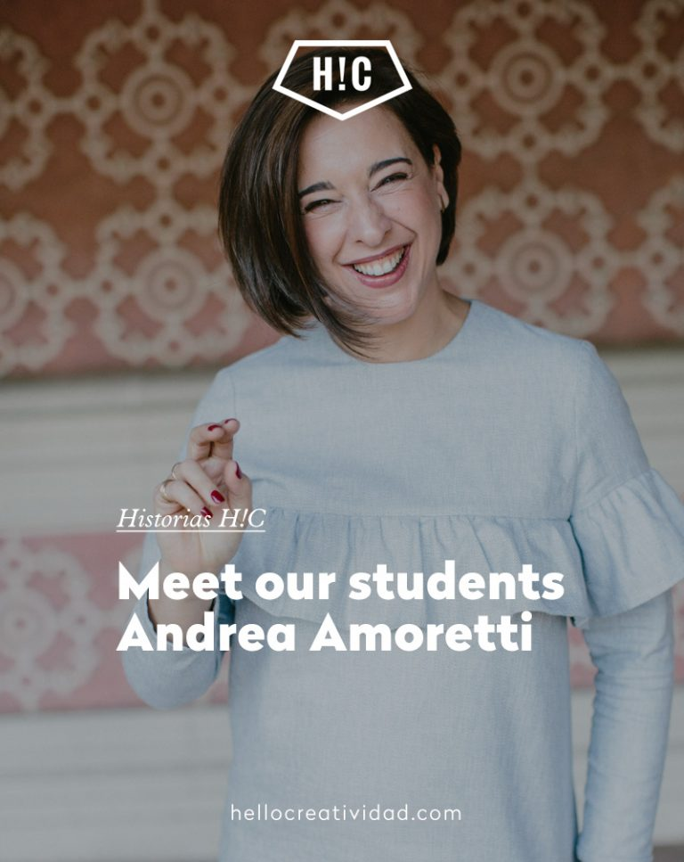 Imagen portada Meet our students Andrea Amoretti