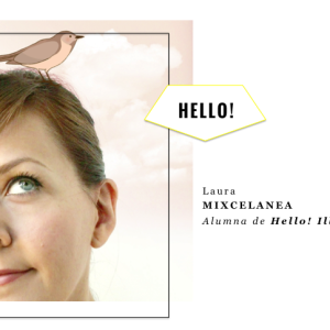 Meet our students: Laura y Hello! ILLUSTRATOR