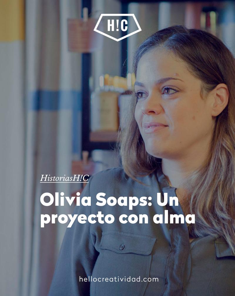 Olivia Soaps: Un proyecto con alma