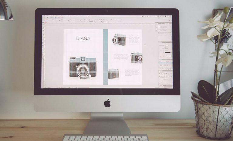Imagen portada Cómo hacer un catálogo de productos en InDesign