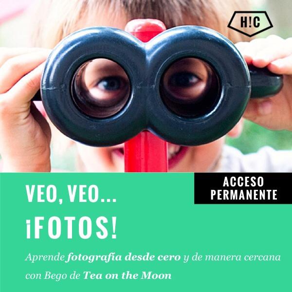 Veo veo… ¡fotos!