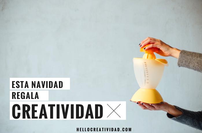 regala creatividad
