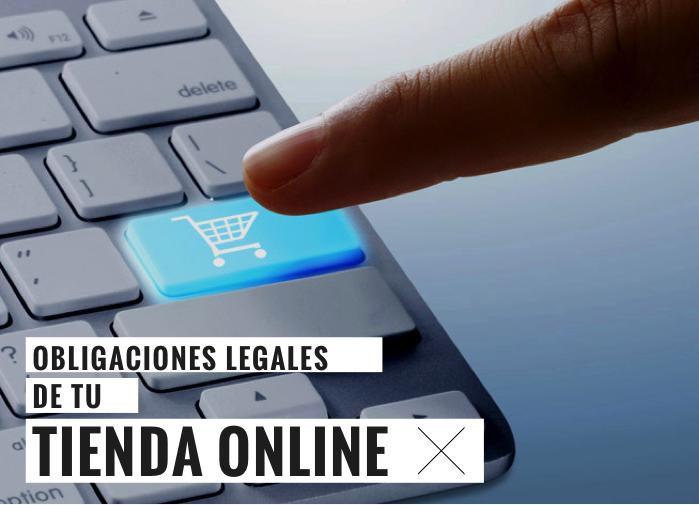 tienda online obligaciones legales