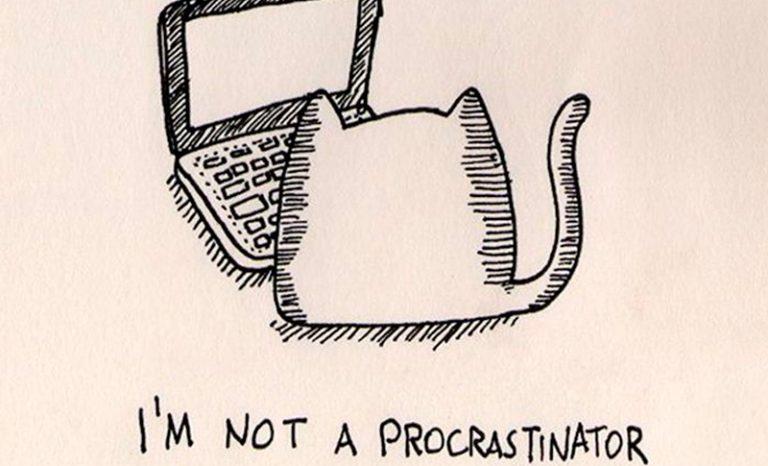 Imagen portada Dejar de procrastinar, Seo y mucho más