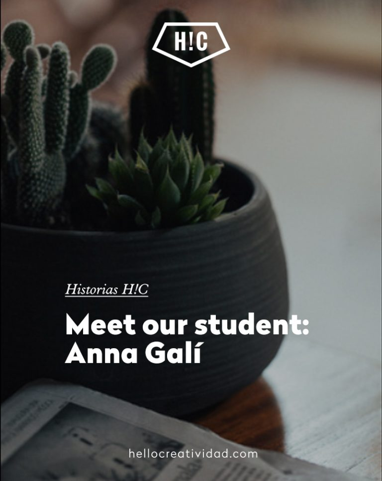 Imagen portada Meet our students: Anna Gali