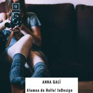 Meet our students: Anna Gali