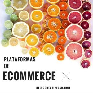 Guía definitiva de plataformas de ecommerce