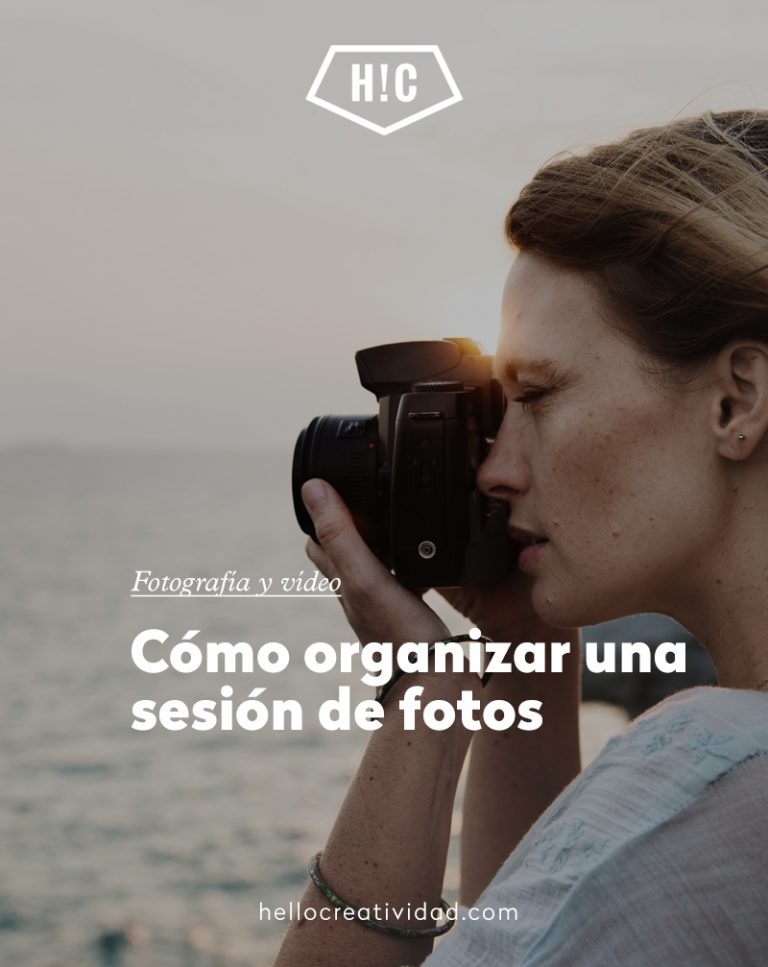 Imagen portada Cómo organizar una sesión de fotos