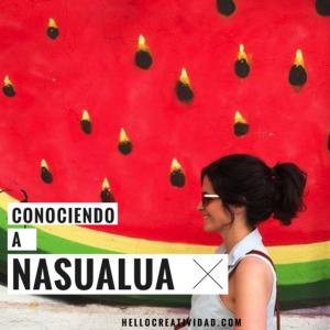 Cuentas creativas de instagram: Nasualua