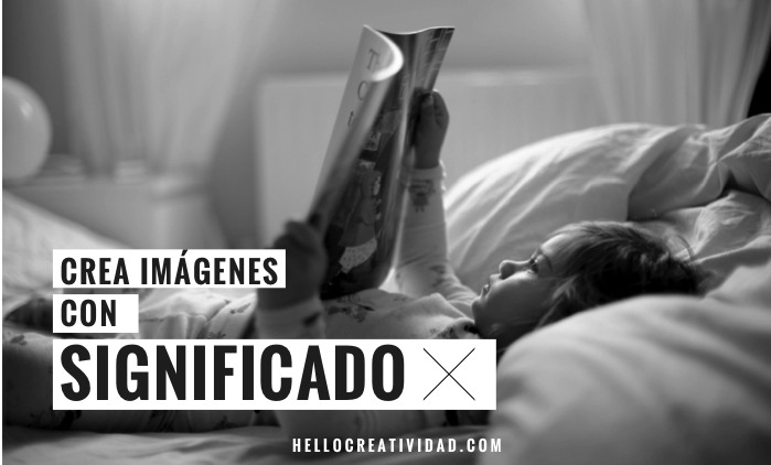 imagenes on significado