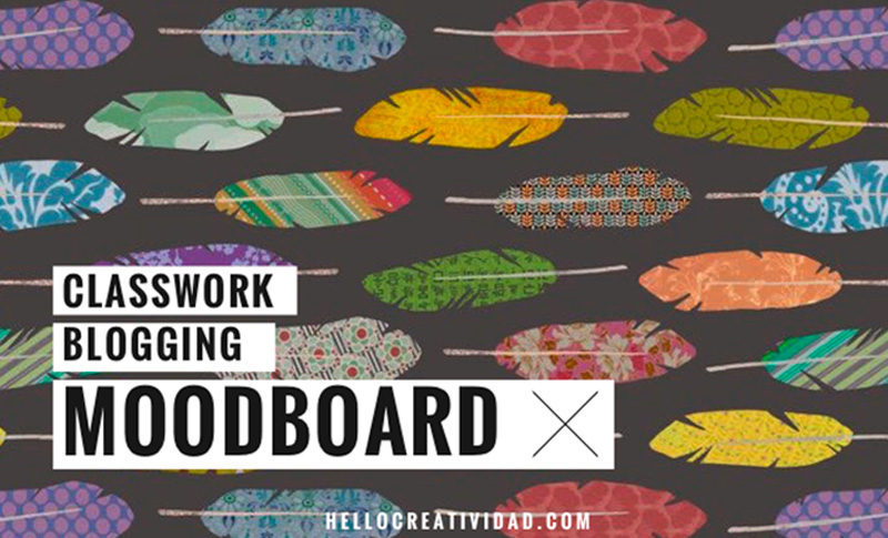 Hello! Blogging: Moodboard