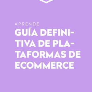 Guía definitiva de plataforma de ecommerce
