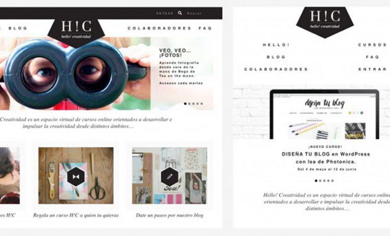 Imagen portada Web responsive: optimiza tu página o blog