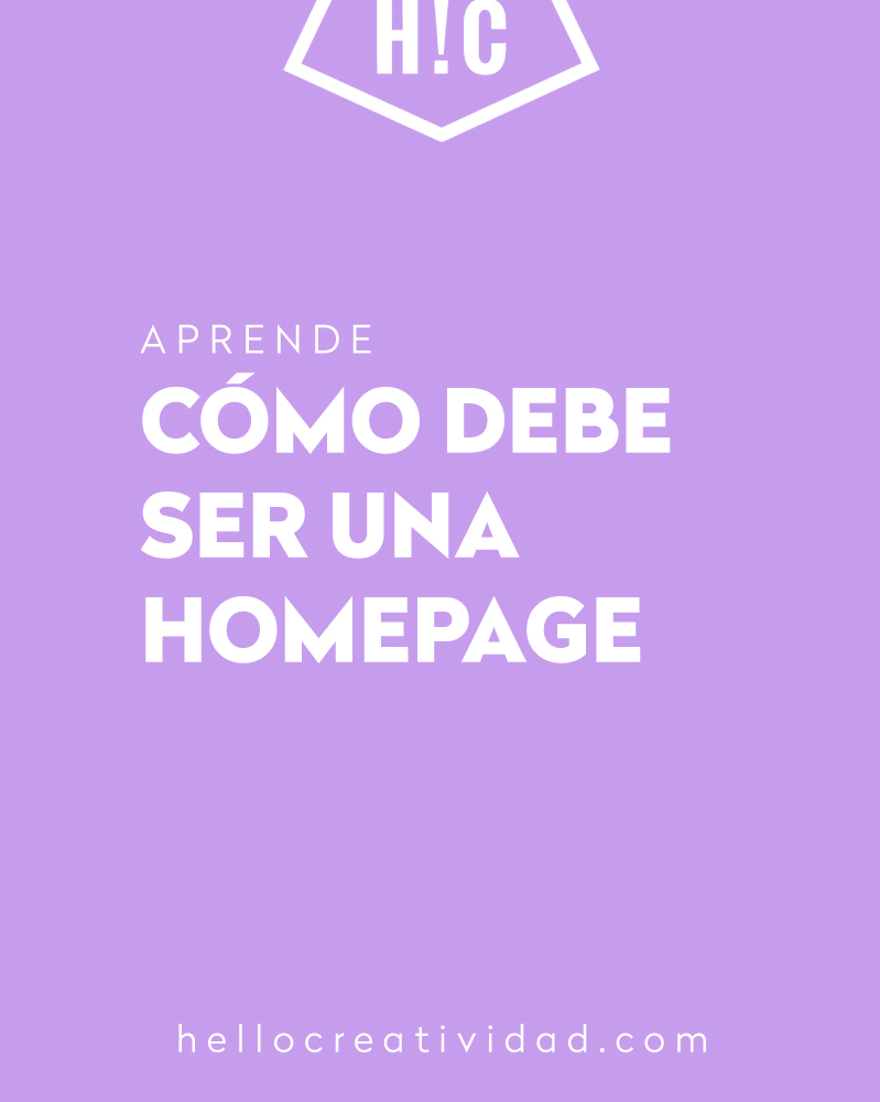 optimizar homepage