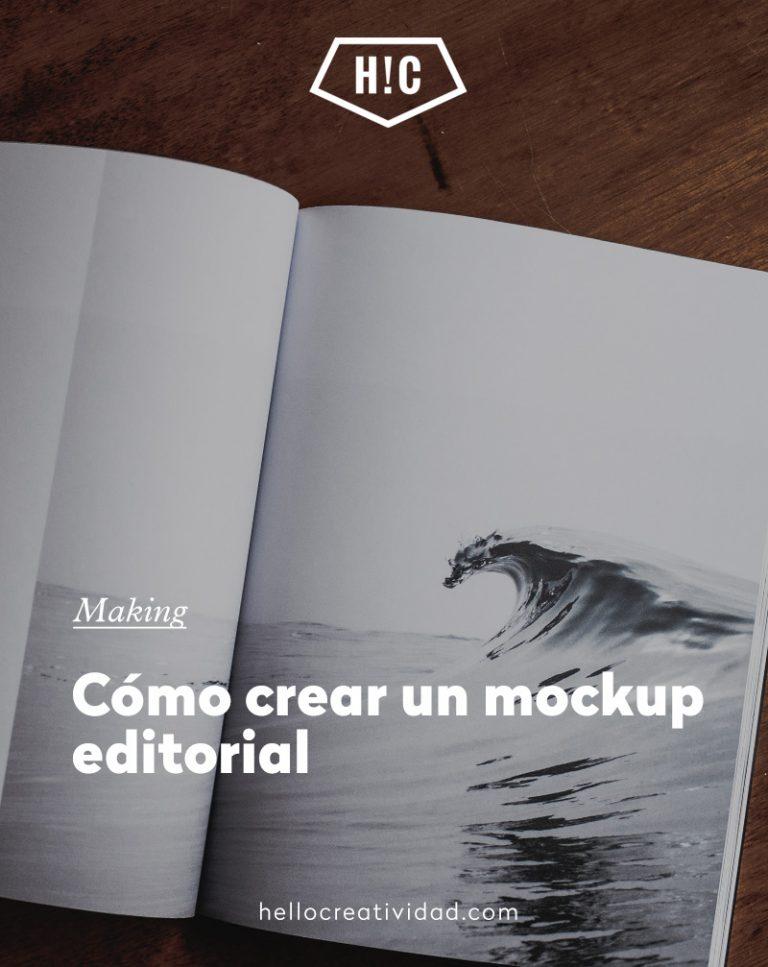 Imagen portada Cómo hacer un mockup editorial