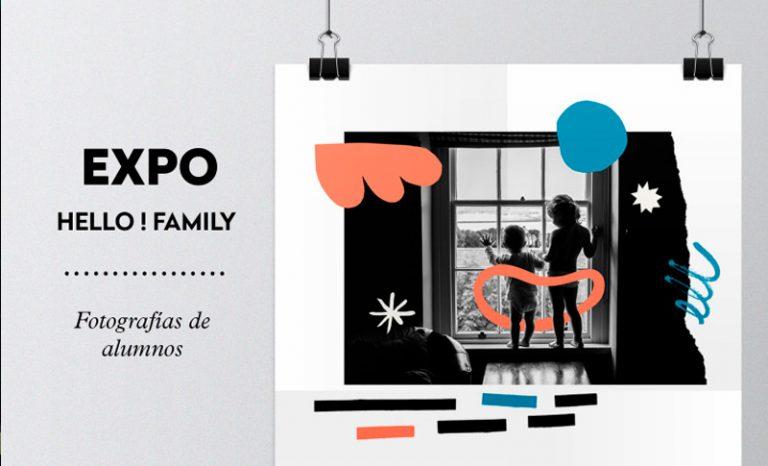 Imagen portada Hello! Family – Jessica Davey