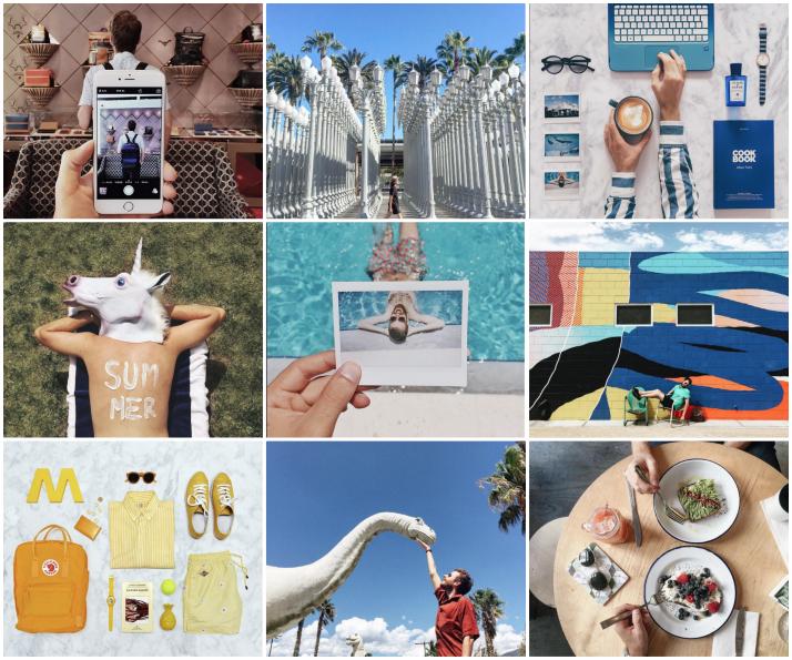 Collage Instagram Def