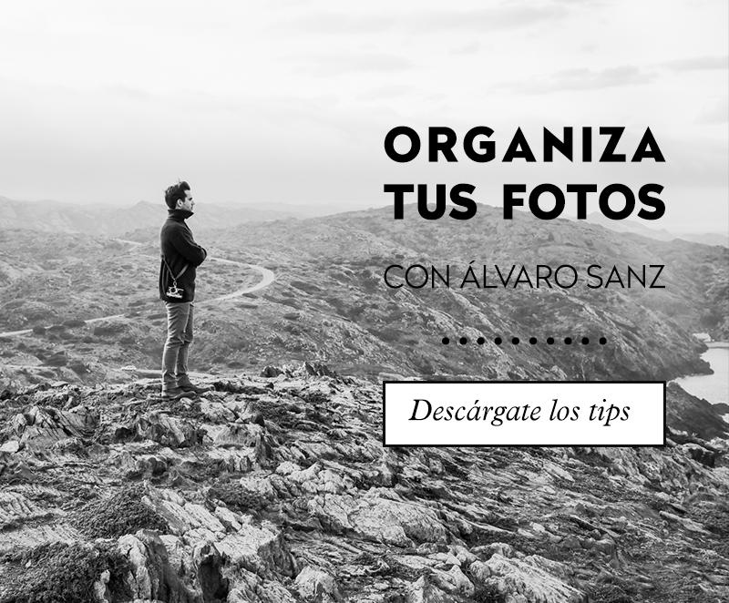 ¿Cómo organizar mis fotos con Lightroom?