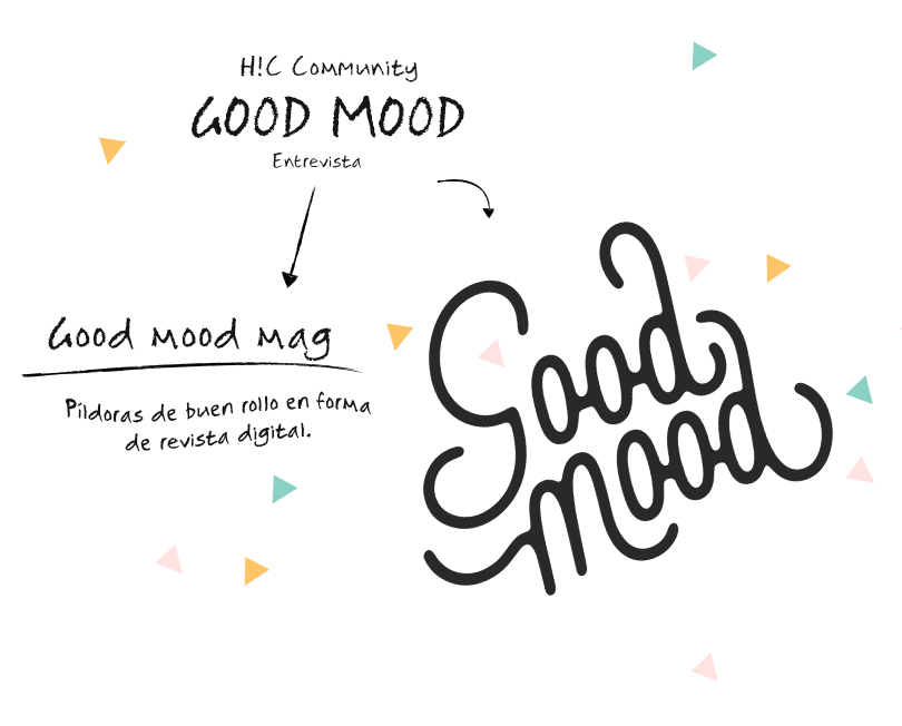 Esto  es un equipo, esto es Good Mood Mag