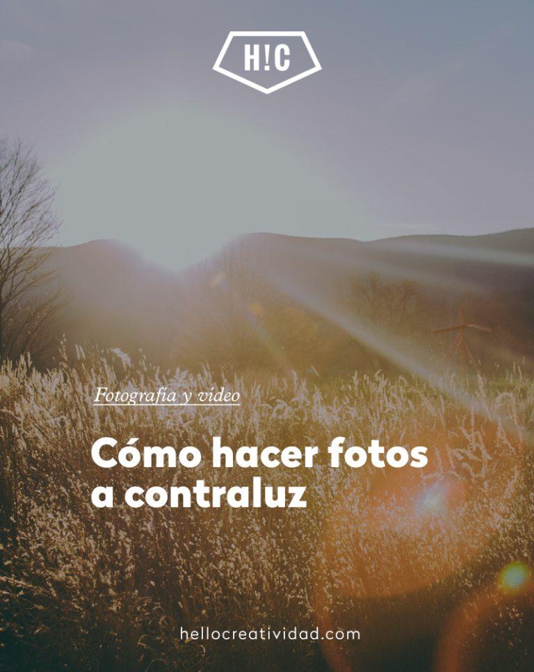 Imagen portada Cómo hacer fotos a contraluz