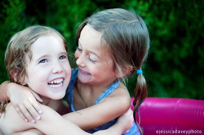 aprender a hacer fotos a niños bonitas