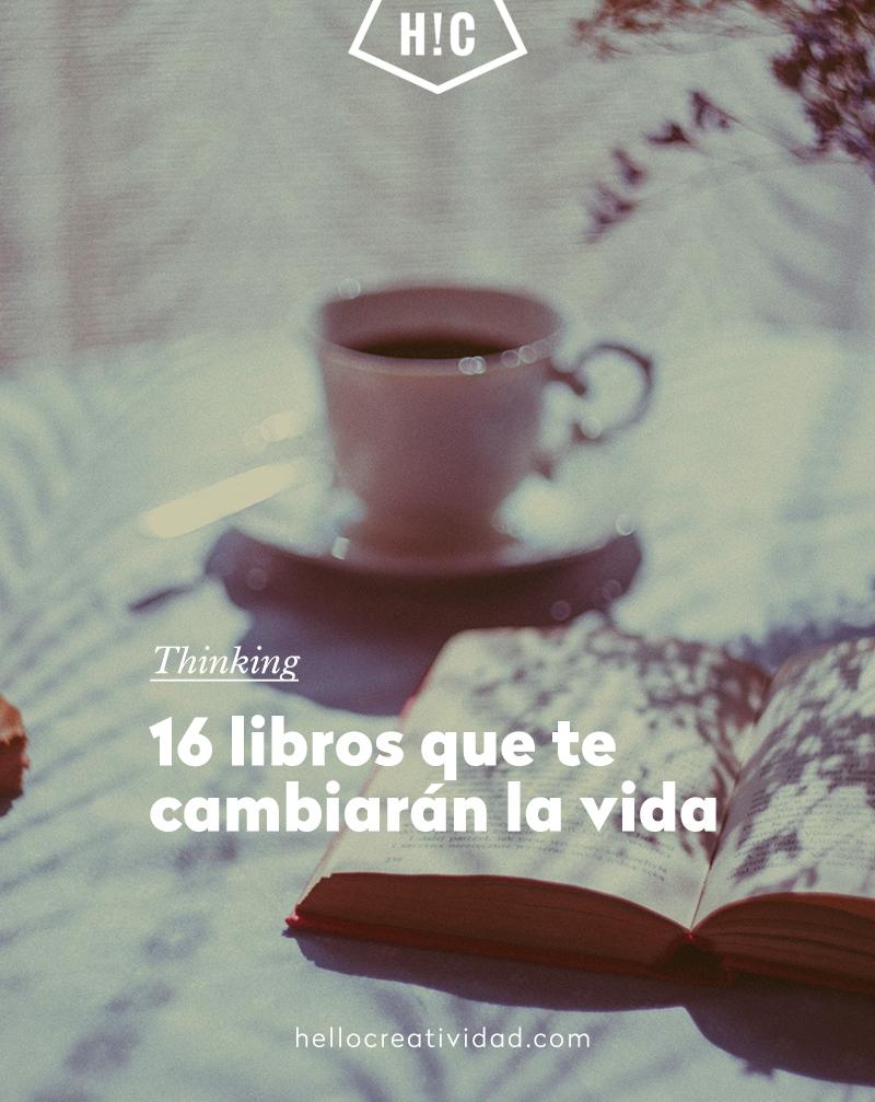 16 libros para pensar