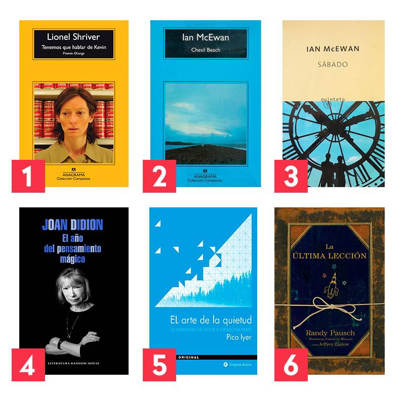 16 libros para pensar y que te cambiaran la vida