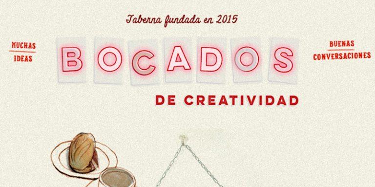 Imagen portada Bocados de creatividad: ¡estamos abiertos!