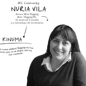Nuria Vila, de Kinuma