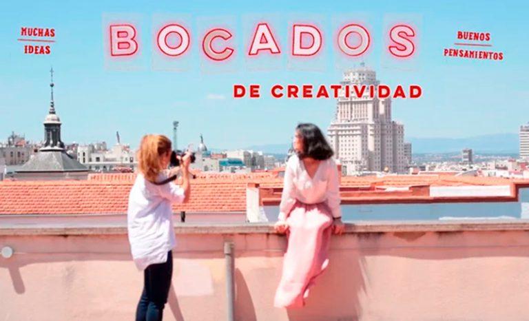 Imagen portada Bocados de Creatividad con Raquel Chicheri