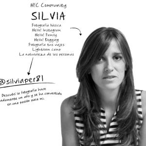 Conociendo a Silvia García, @silviaper81