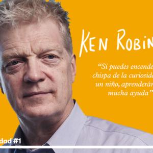 Sobre la creatividad #1: Ken Robinson