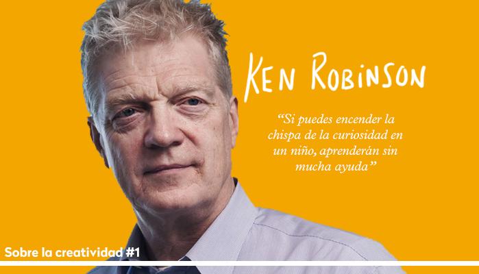ken robinson desarrollar la creatividad 2