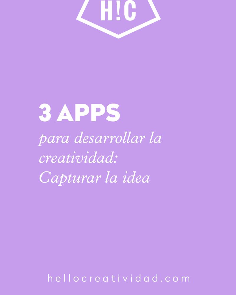 apps para desarrollar la creatividad