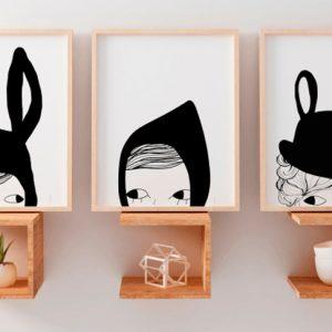 Conociendo a Amaya Deeme y sus ilustraciones