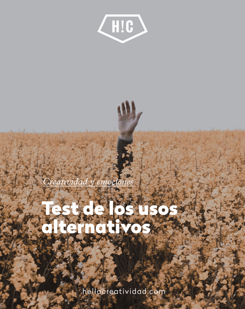 test de los usos alternativos